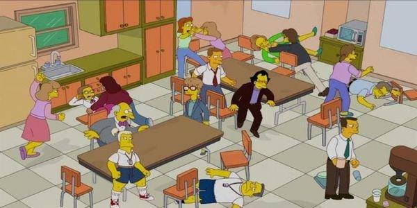 Los Simpson: 15 episodios que fueron censurados 7