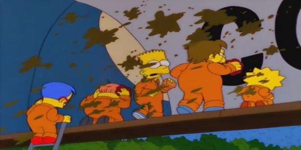 Los Simpson: 15 episodios que fueron censurados 8