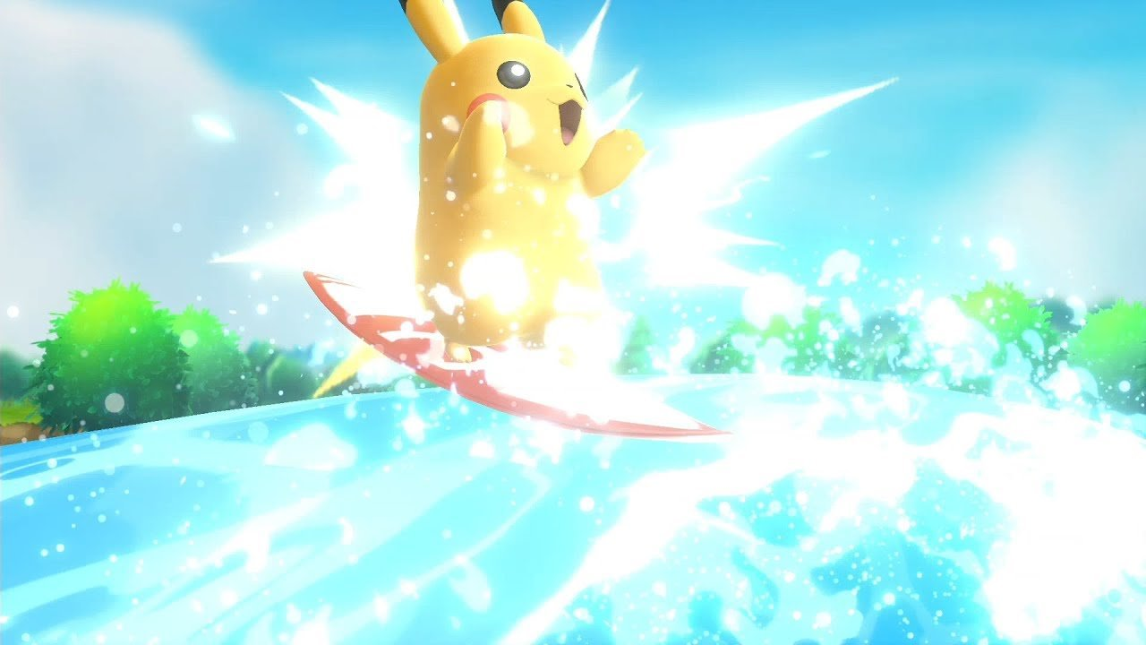 Pokémon Let's GO Pikachu!/Eevee! 11